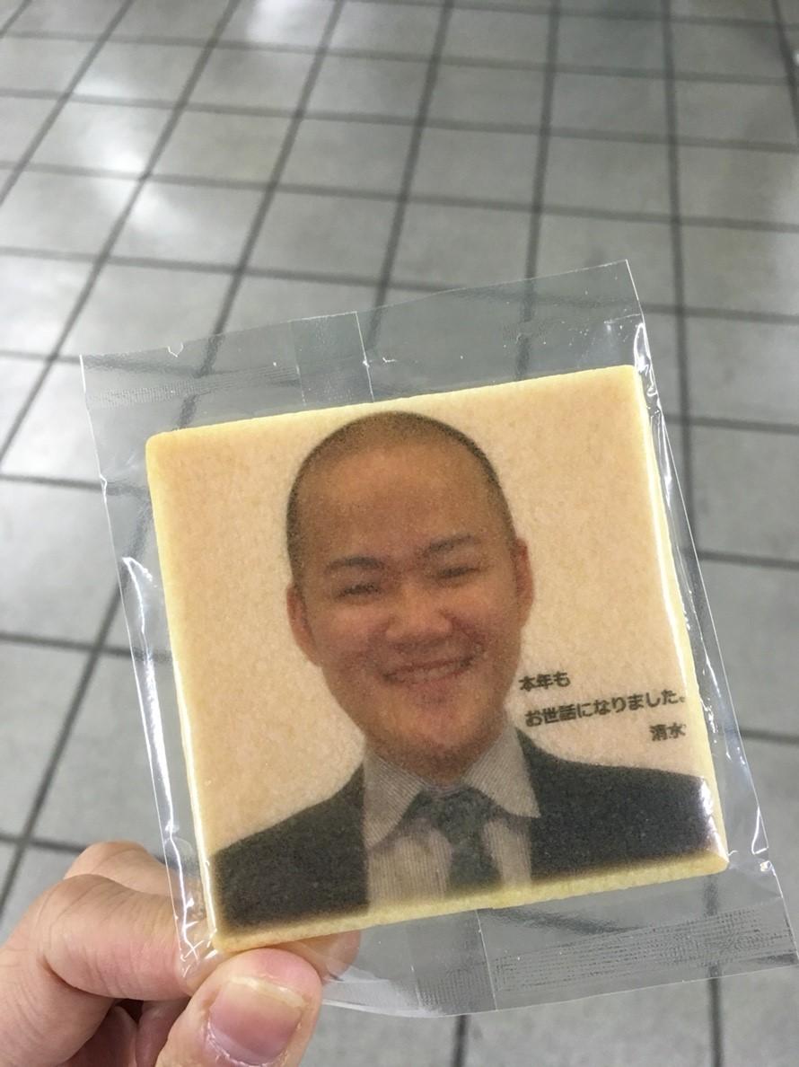 清水さんクッキー